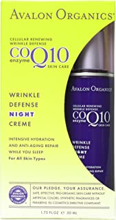 product image for Avalon Active Organics Coq10 Wrinkle Def Nt Crm 1.75 Oz
