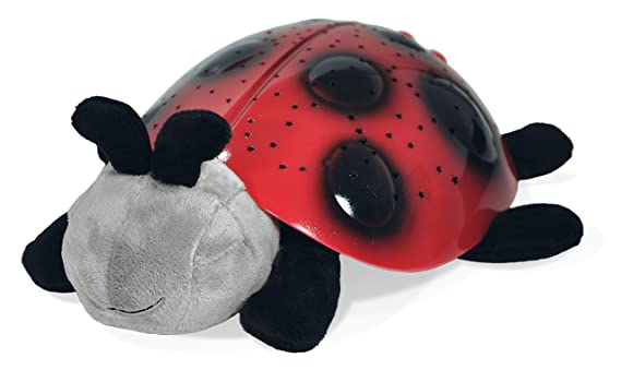 Cloud B Twilight Ladybug Classic Night Light Soother Electronic Infant Sleep Aids Baby Amazon Com