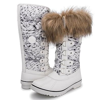 c38b307c344 Kingshow Women's Globalwin Waterproof Winter Boots