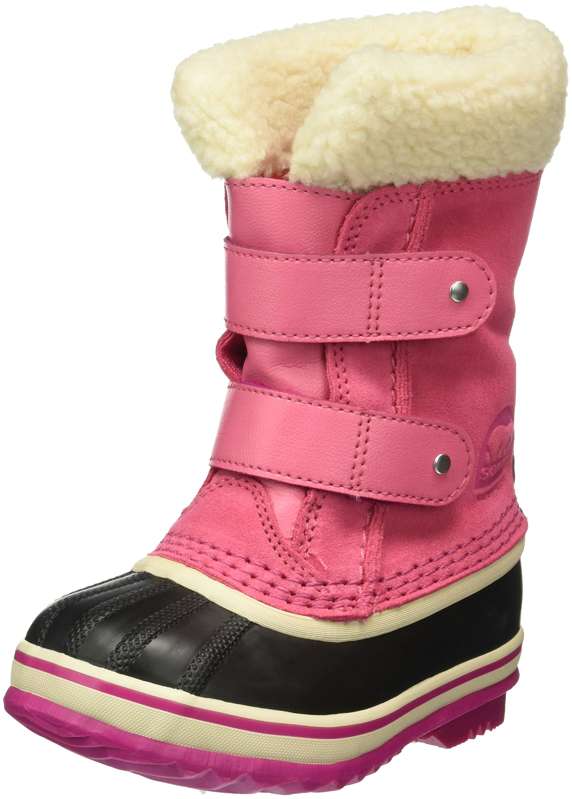 Sorel Childrens 1964 Pac Strap Snow Boot, Pink - 12 M US Little Kid