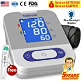 Dr Trust Comfort Sky Edition Digital Blood Pressure Monitor (Gray)