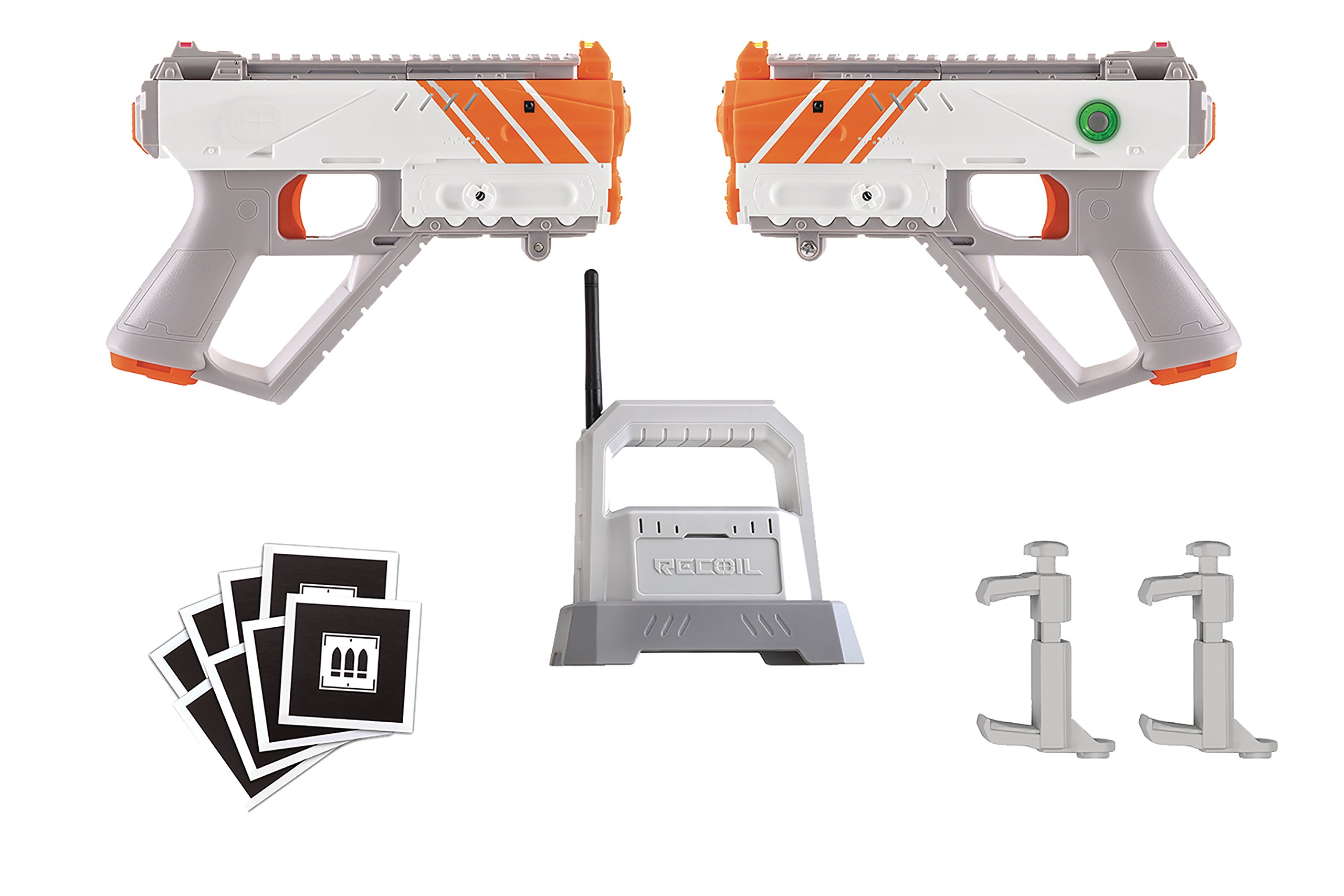 Recoil Laser Tag Starter Set, GPS enabled Multi-Player Smartphone Game by Recoil (Image #1)