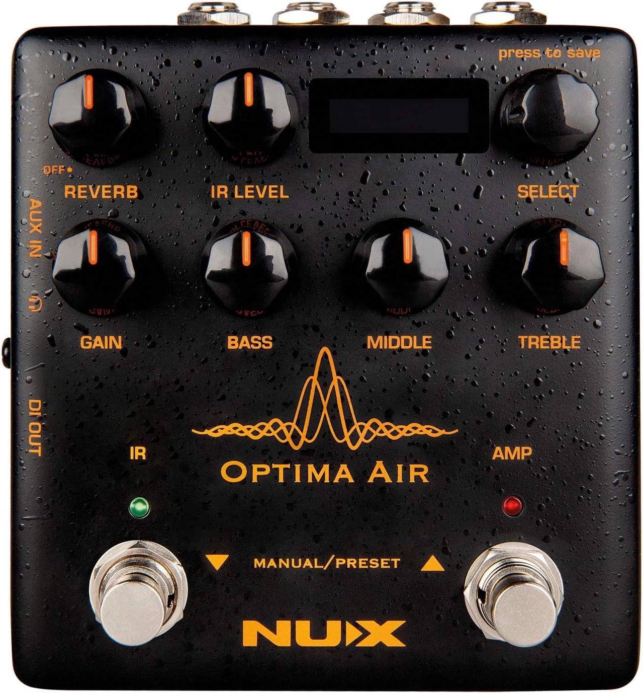 NUX NuX Optima Air Pedal de simulador acústico
