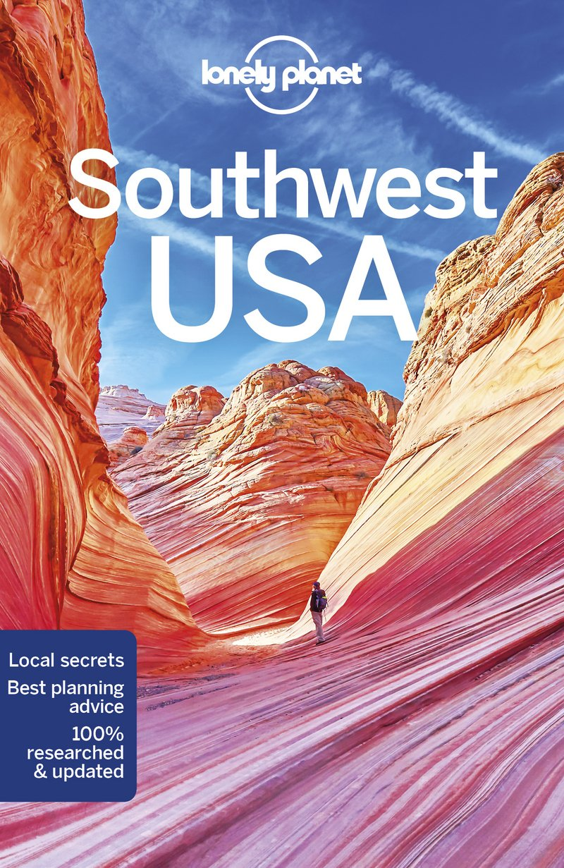 Lonely Planet Southwest Travel Guide