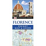 Florence Pocket Map and Guide (DK Eyewitness Travel Guide)