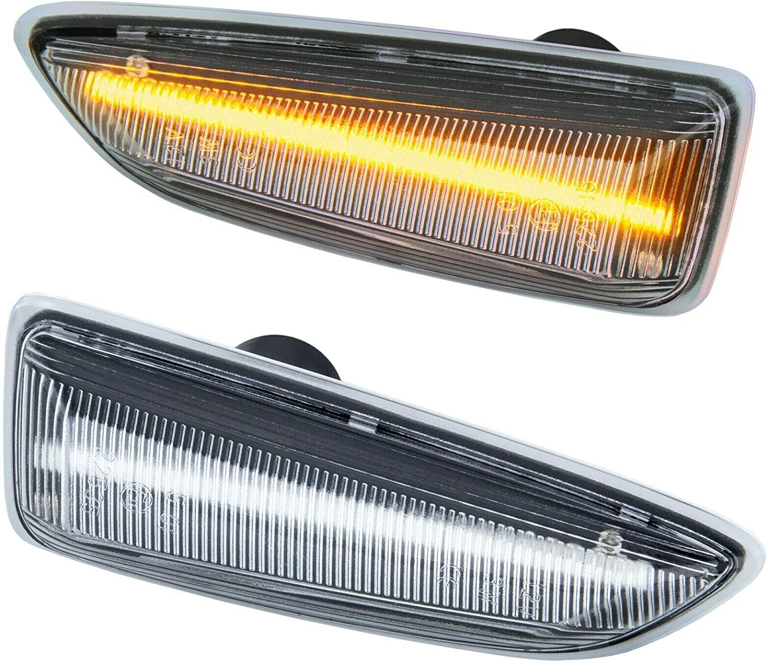 phil trade 71012 Panneau LED Compatible avec Astra J K Insignia B Zafira C