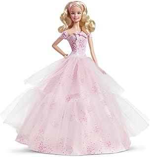 Barbie Birthday Wishes 2016 Doll Blonde