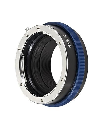 Novoflex Adapter for Nikon Lenses to Samsung NX Body (NX/NIK)