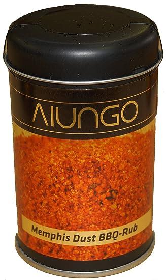 Viungo® polvo mágico Memphis 80g - BBQ Rub Condimento - condimento de barbacoa / adobo