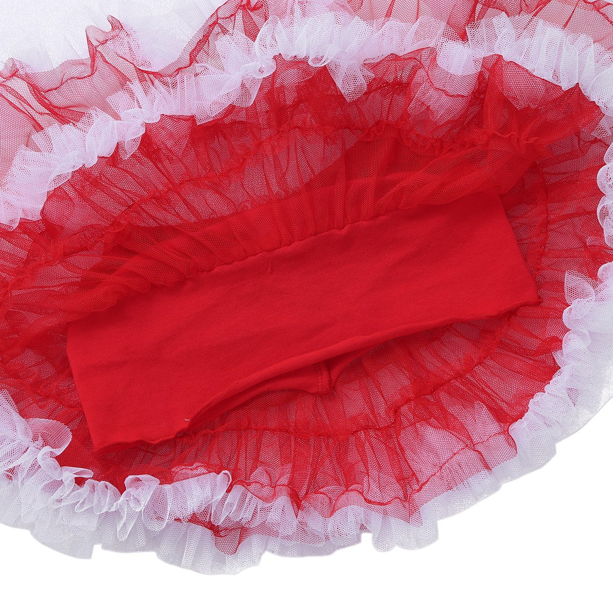 iEFiEL Costume No/ël B/éb/é Fille Ensembles Barboteuse 3 mois, Rouge Bandeaux Cheveux V/êtements Enfant 3-18 Mois