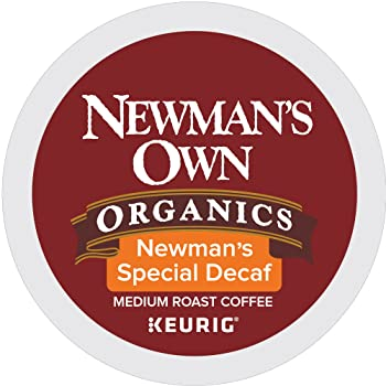 Newman's Own Special Blend Decaf K-Cups
