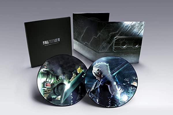 FINAL FANTASY VII REMAKE and FINAL FANTASY VII Vinyl (完全生産限定盤) [Analog]