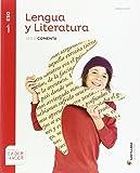 LENGUA Y LITERATURA SERIE COMENTA 1 ESO SABER HACER - 9788483054369