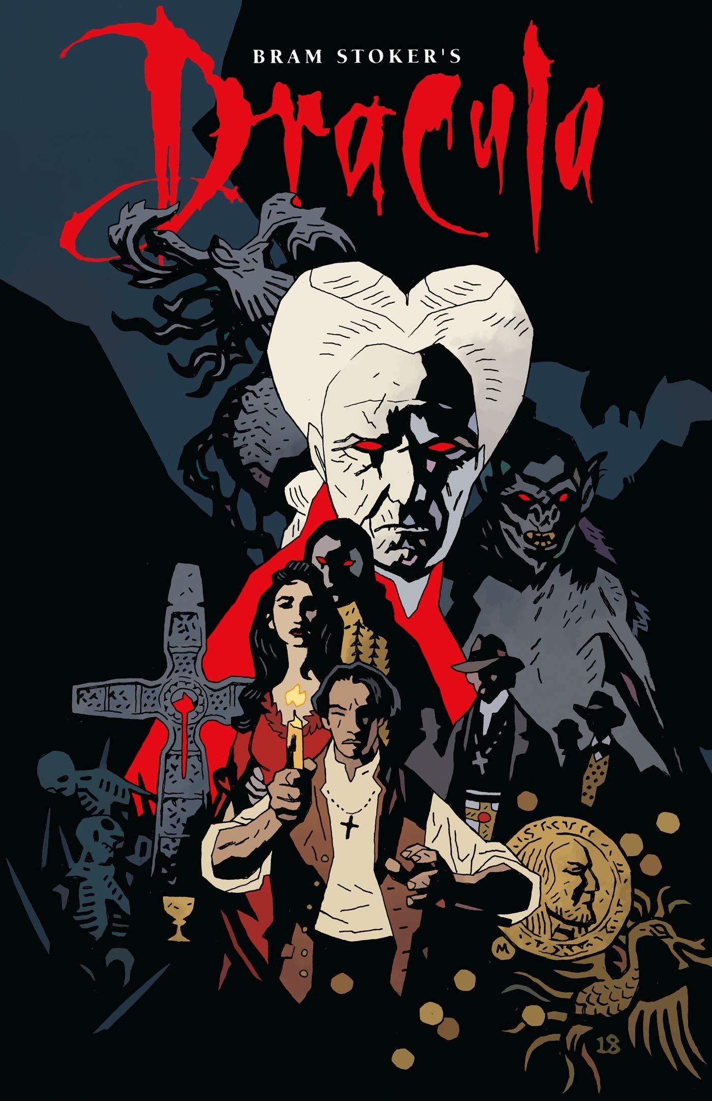 Bram Stokers Dracula Graphic Novel Paperback July 16 2019