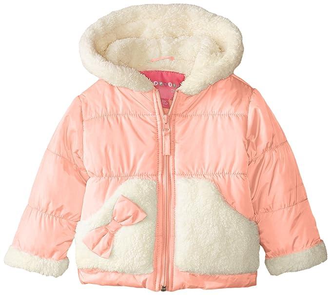 Amazon.com: Wippette bebé niña lazo chamarra: Clothing