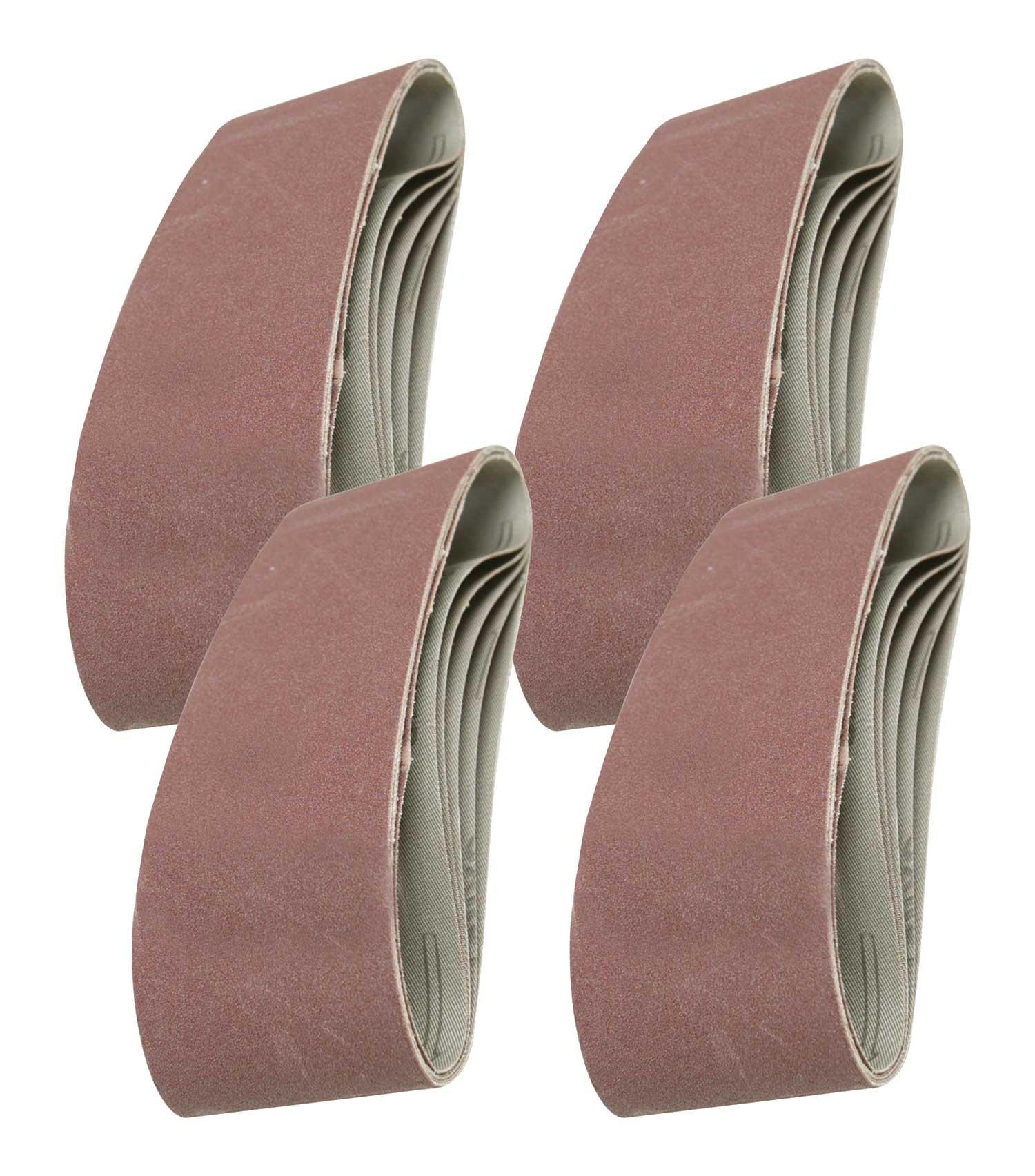 Set Sanding Belts 20 pcs 40-120Grit For Black /& Decker Kits Part Hot Sale
