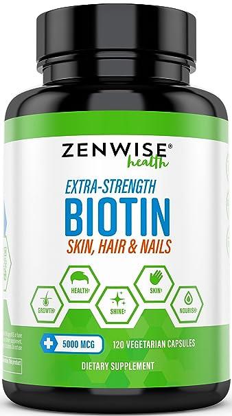 biotin hår 5000