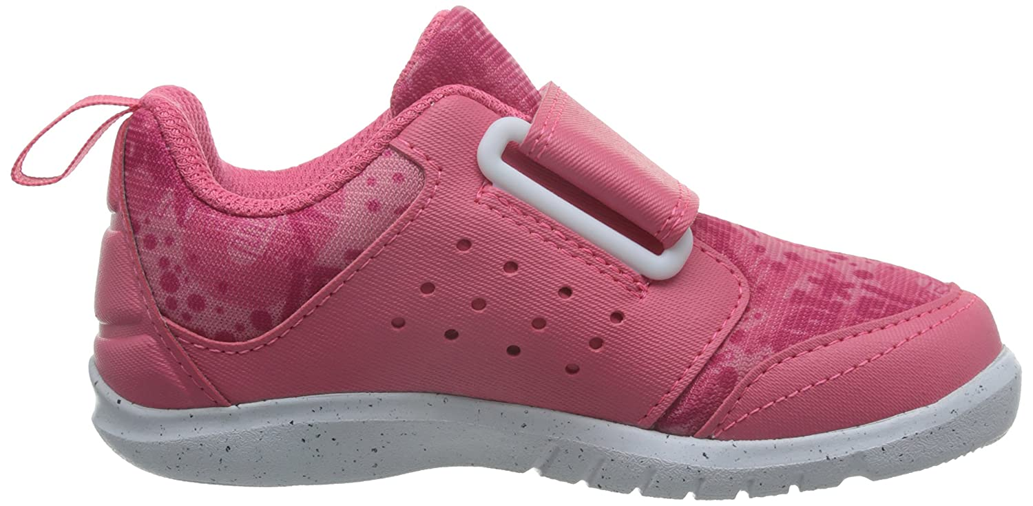 new product 39319 ccbb6 adidas Fortaplay AC I, Sneakers Basses Fille Amazon.fr Chaussures et Sacs