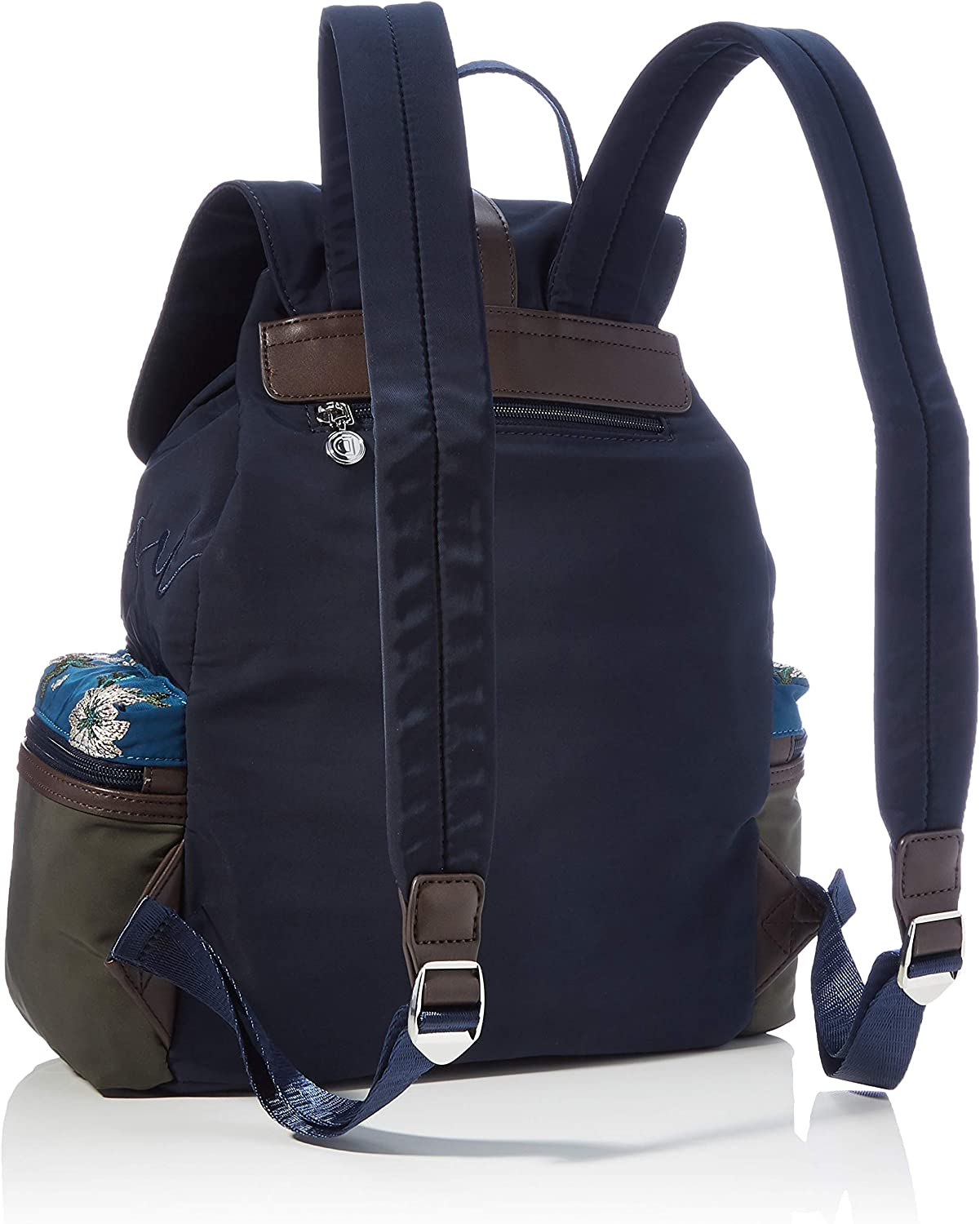 Desigual Womens Backpack One Size Blue