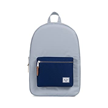 e917dba1c4e Amazon.com | Herschel Supply Co. Settlement Backpack, Quarry/Blueprint, One  Size | Kids' Backpacks