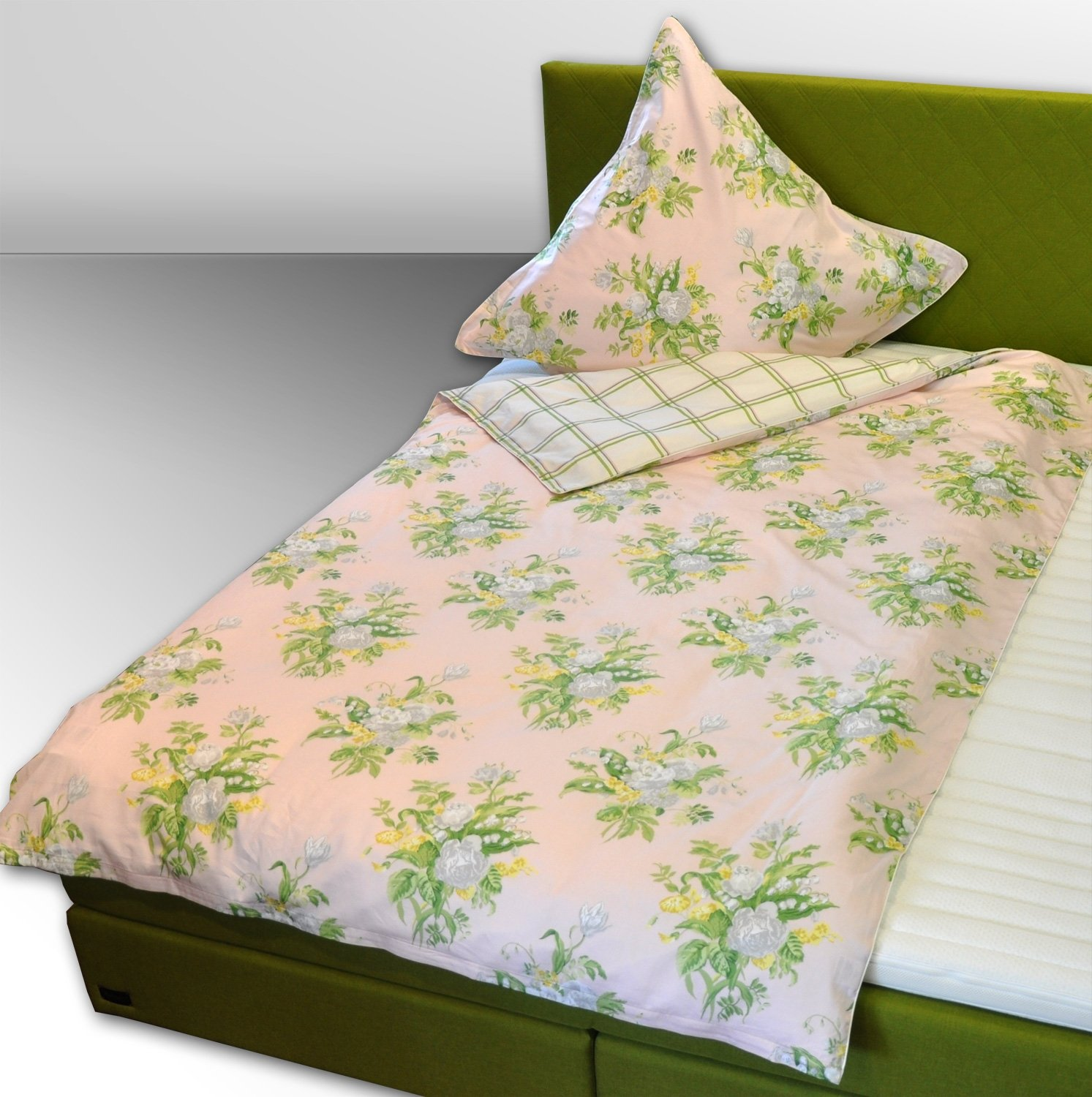 Laura Ashley Bettwäsche   Winter Lily V5-155 x 220