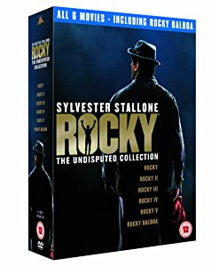 Rocky: The Undisputed Collection [DVD]