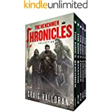 The Henchmen Chronicles Collection: An Epic Portal Fantasy Adventure Series (The Complete Series)