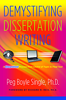 Amazon writing your dissertation in fifteen minutes a day a demystifying dissertation writing a streamlined process from choice of topic to final text fandeluxe Gallery