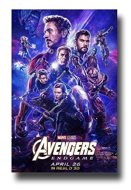 Amazon Com Avengers Endgame Poster Movie Promo 11 X 17 Inches Whole