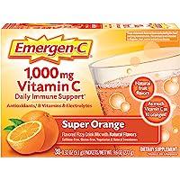 30-Count Emergen-C 1000mg Vitamin C Powder With Antioxidants