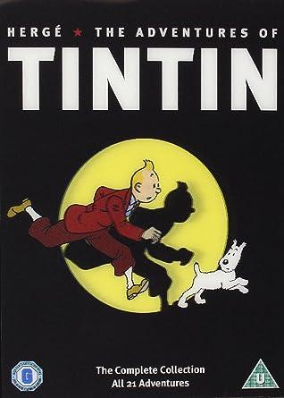 LES AVENTURES DE TINTIN PDF DOWNLOAD