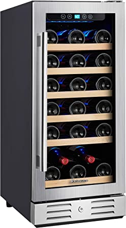 best single zone wine cooler