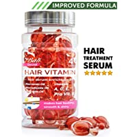 Hair Treatment Serum by Bali Secret - Improved Formula - No Need to Rinse - with...
