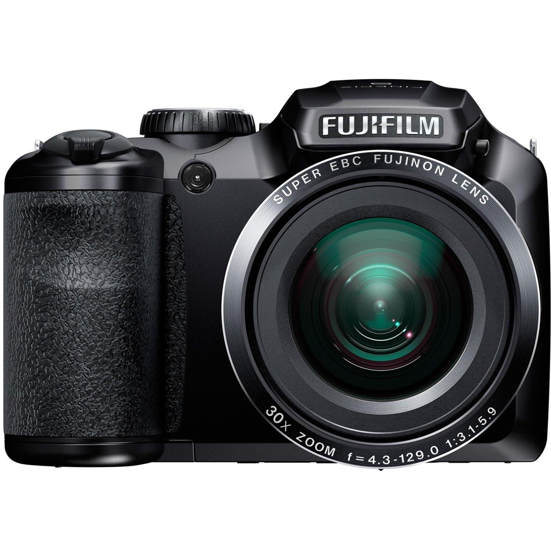 Amazon.com : Fujifilm FinePix S4800 16MP Digital Camera with 3 ...