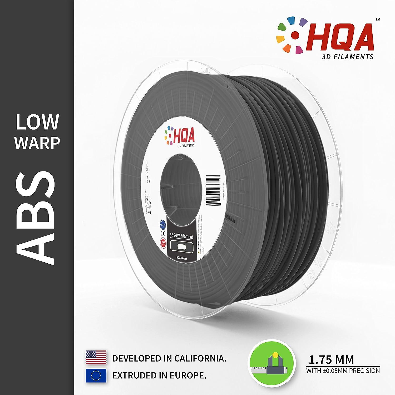 Amazon.com: HQA 3d filamentos impresora filamento,, bobina ...