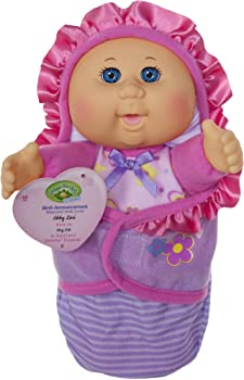 Cabbage Patch Kids Newborn Adoptive Baby Doll