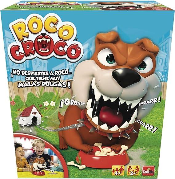 Goliath- ROCO Croco Juguete, Color marrón (31033): Amazon.es: Juguetes y juegos