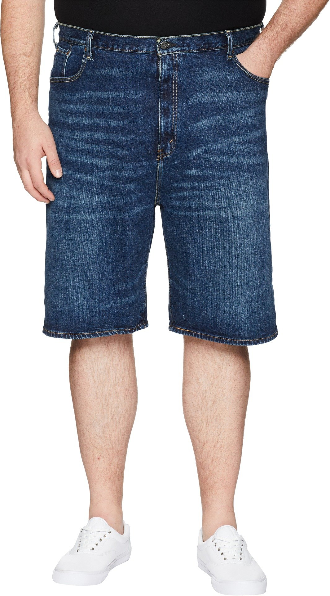 Levi's Men's Big and Tall 569 Loose Straight Short, Garland-Stretch, 50