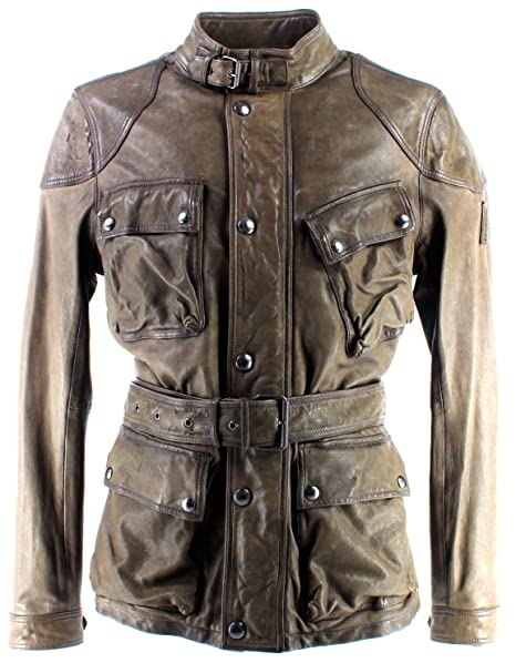 Chaquetas Hombres BELSTAFF 71050298 Speedmaster 2016 Jacket ...