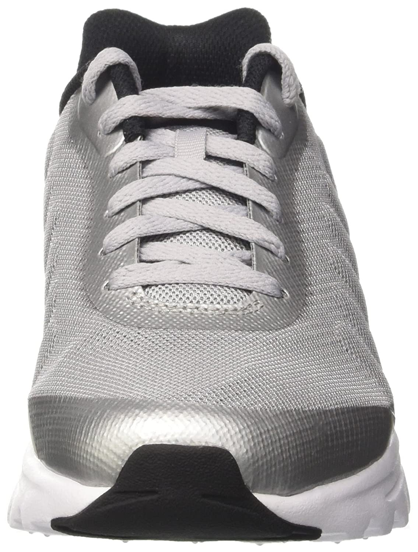 Amazon.com | Nike Air Max Invigor Wolf Grey /Varsity Red-Black | Road Running