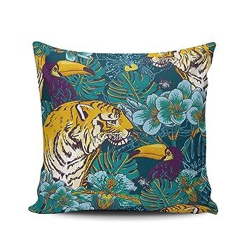 Amazon.com: Fundas de cojín decorativas para el hogar, de ...