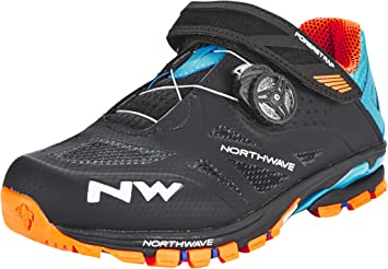 Northwave Spider Plus 2 - Zapatillas - naranja/negro Talla 39 2017 ...