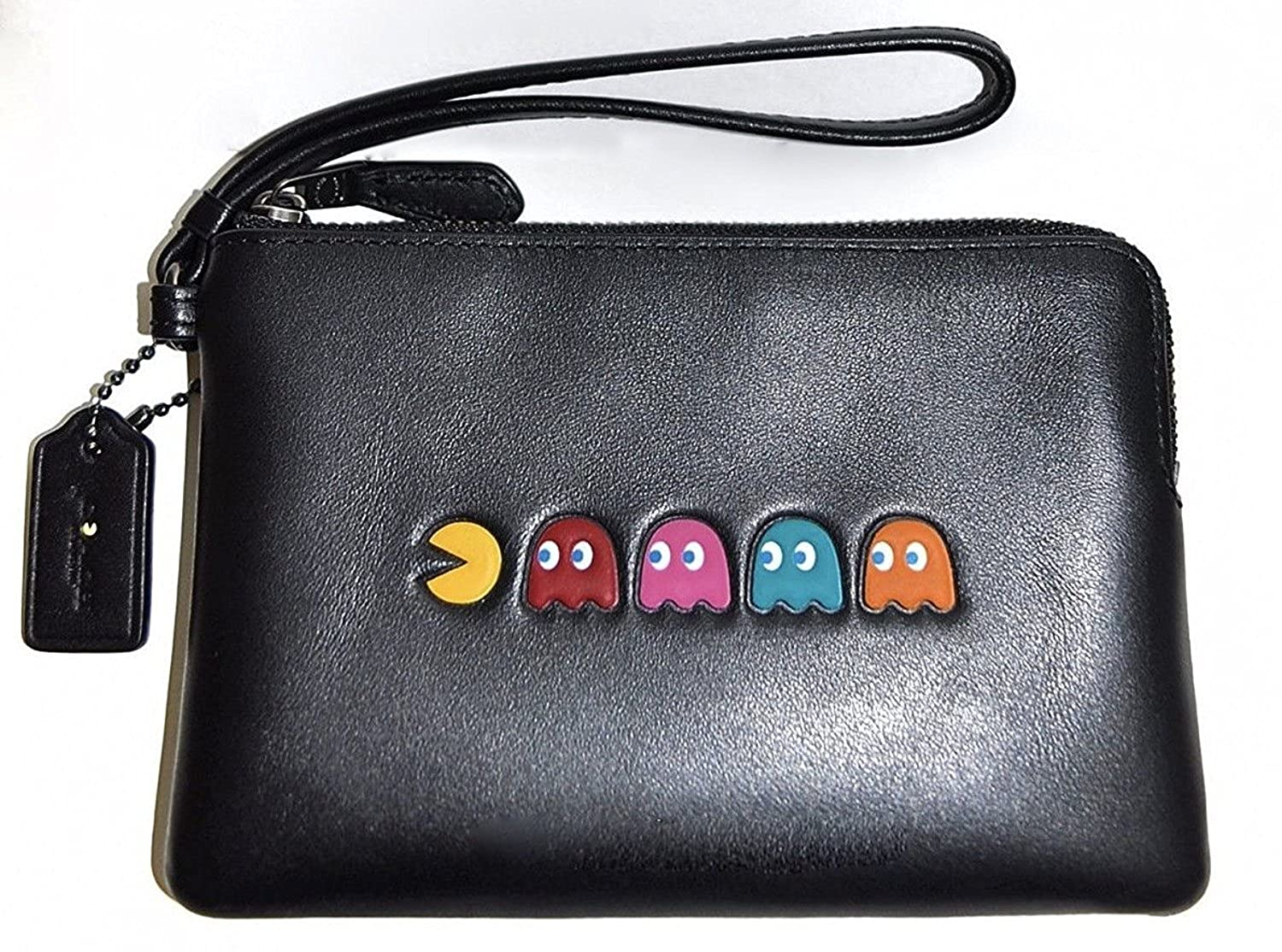 Coach PacMan Calf Leather...