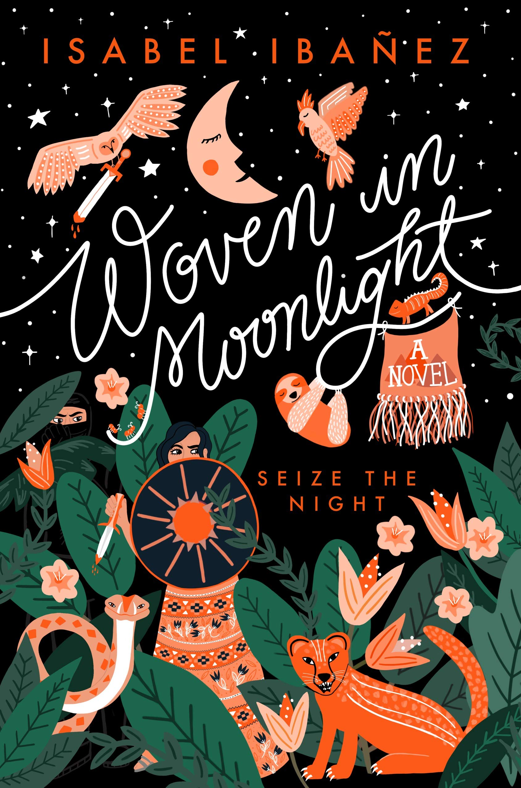 Image result for woven in moonlight