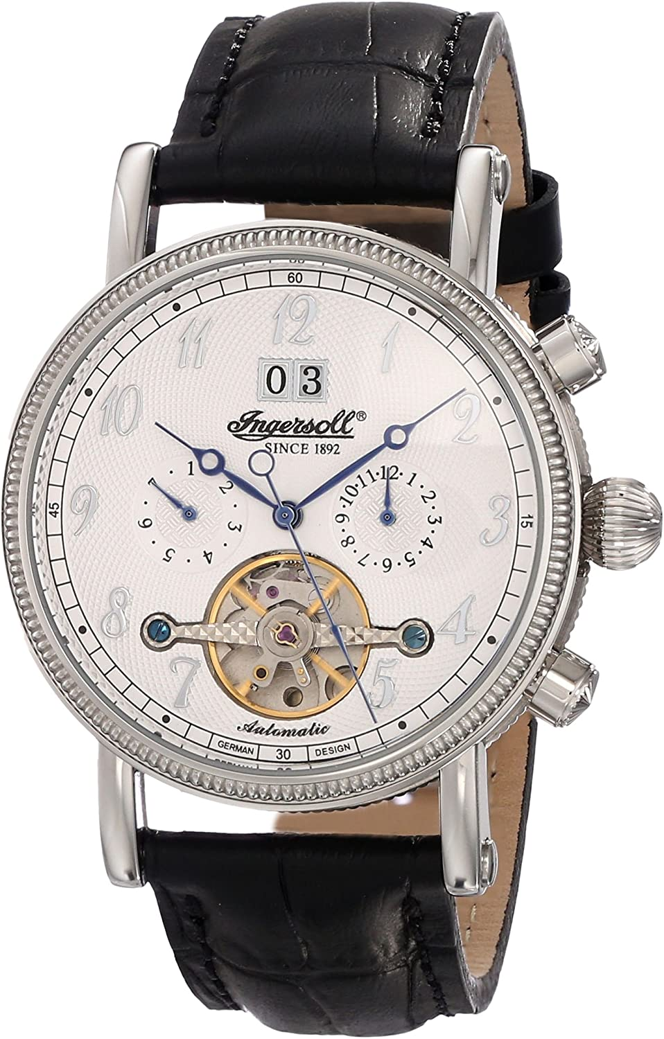 Ingersoll IN1800WH 35 Jewel Automatic