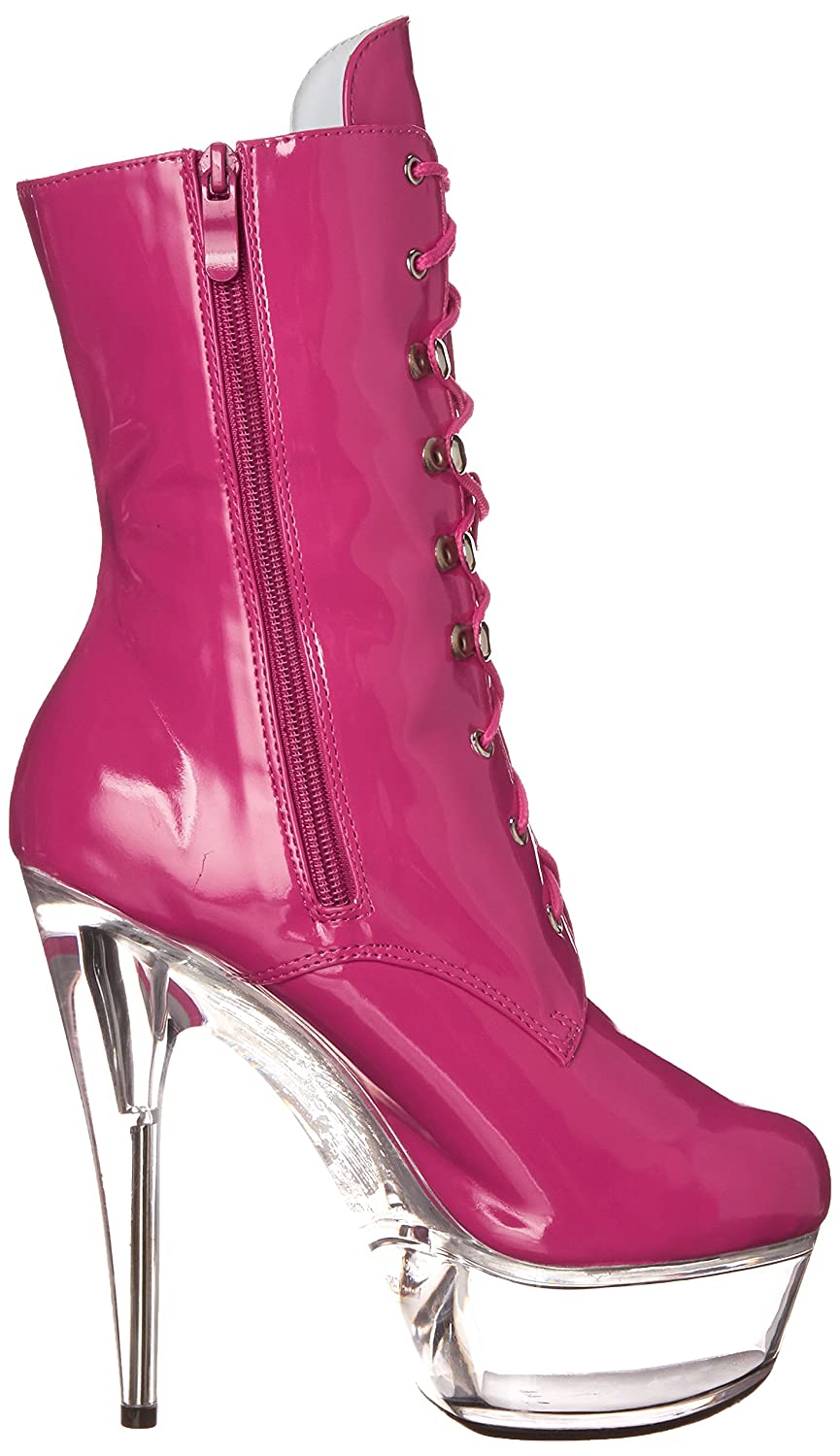 Ellie B000AROG3A Shoes Women's 609-Diana Boot B000AROG3A Ellie 11 B(M) US|Fuchsia 343e4f