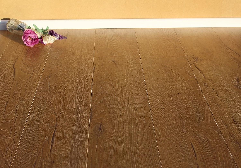 Poliface Project Morena Oak Ac5 Laminate Flooring 10 50 Sqm Rrp 34 Co Uk Diy Tools