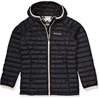 Columbia Youth Powder Lite Chaqueta con capucha para niña