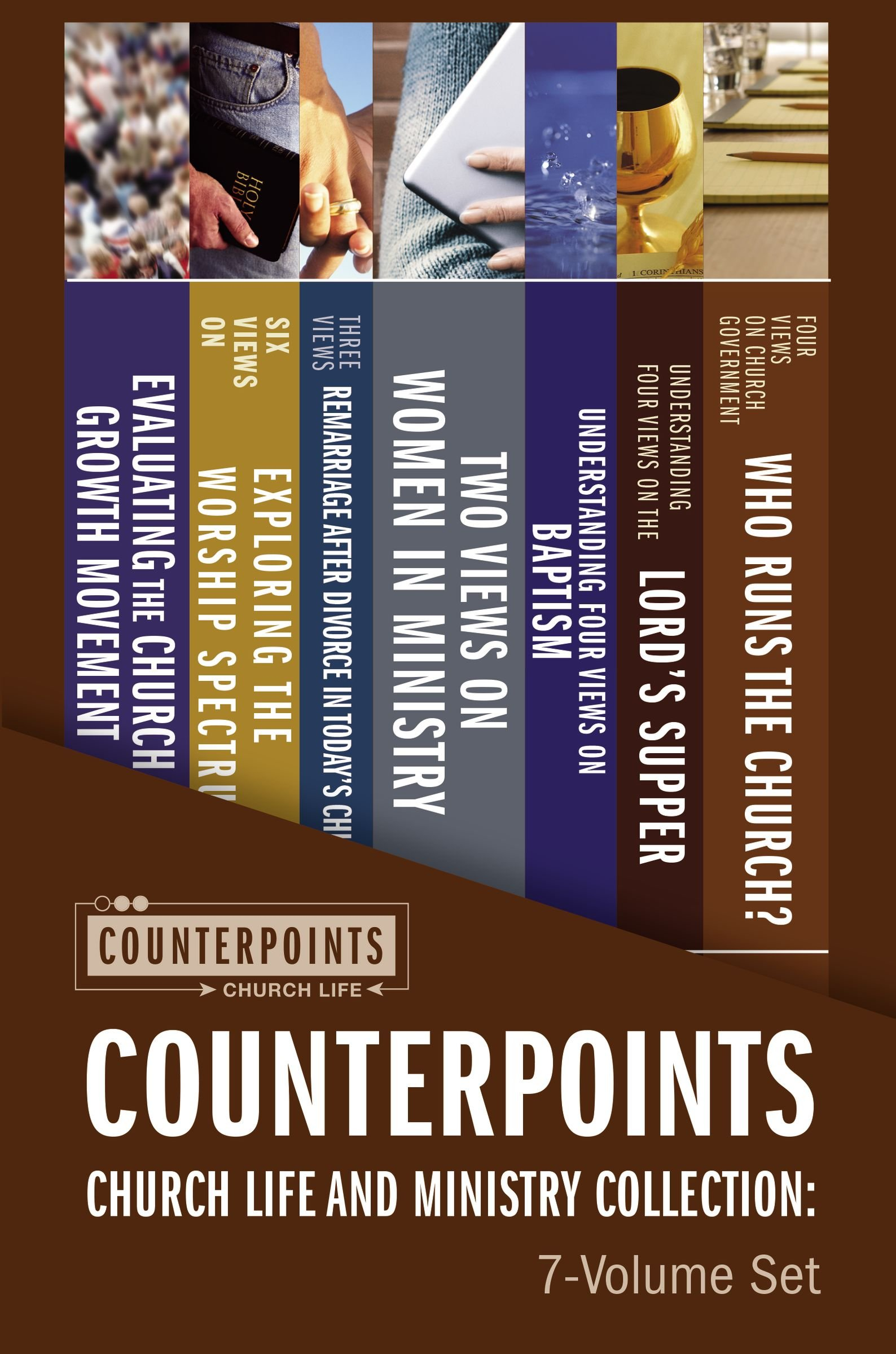Counterpoints Church Life and Ministry Collection