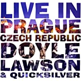Live In Prague, Czech Republic